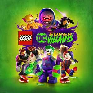Comprar LEGO DC Super-Villains CD Key Comparar Preços