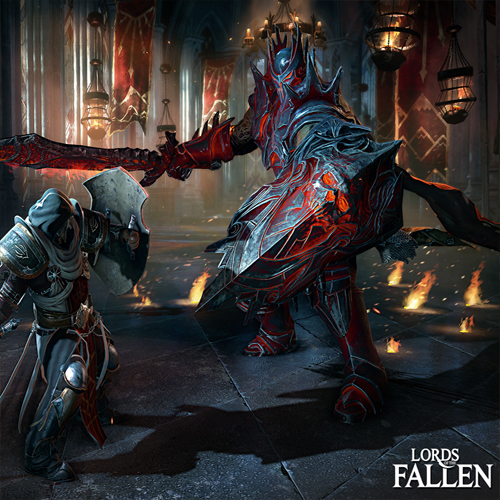 Comprar Lords of the Fallen CD Key Comparar Precos