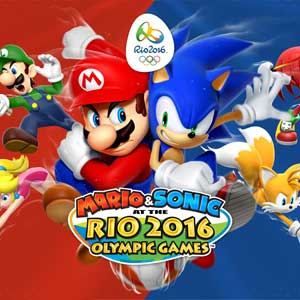 Comprar código download Mario and Sonic at the Rio 2016 Olympic Games Nintendo Wii U Comparar Preços