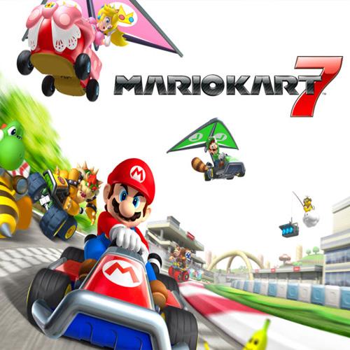 Comprar código download Mario Kart 7 Nintendo 3DS Comparar Preços