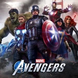 Comprar Marvel's Avengers Xbox Series X Barato Comparar Preços