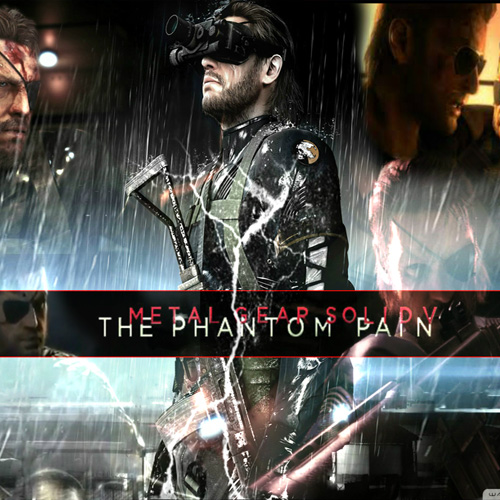 Comprar Metal Gear Solid 5 The Phantom Pain CD Key Comparar Preços