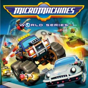Comprar Micro Machines World Series CD Key Comparar Preços