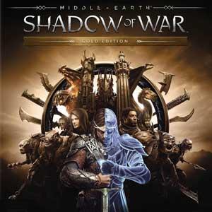 Comprar Middle-Earth Shadow of War PS4 Codigo Comparar Preços