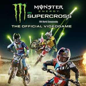 Comprar Monster Energy Supercross CD Key Comparar Preços