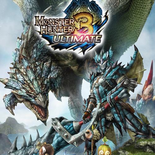 Comprar código download Monster Hunter 3 Ultimate Nintendo Wii U Comparar Preços