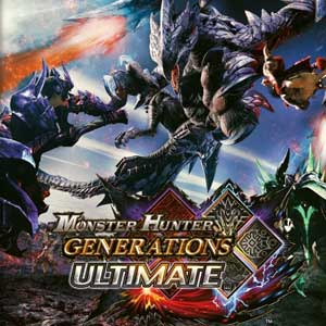 Comprar Monster Hunter Generations Ultimate Nintendo Switch barato Comparar Preços