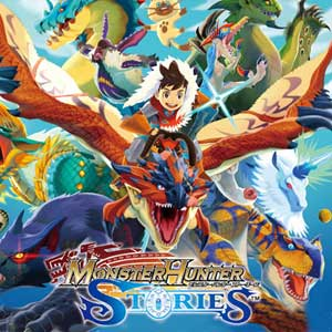 Comprar código download Monster Hunter Stories 3DS Comparar Preços