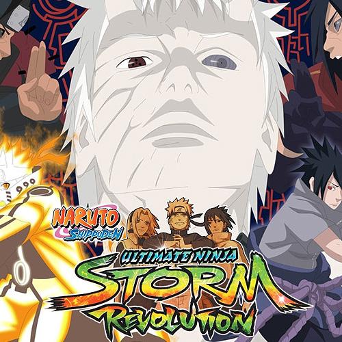 Comprar Naruto Shippuden Ultimate Ninja Storm Revolution CD Key Comparar Preços
