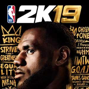 Comprar NBA 2K19 PS4 Comparar Preços