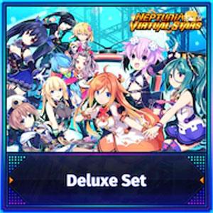 Neptunia Virtual Stars Start the Party DLC Set