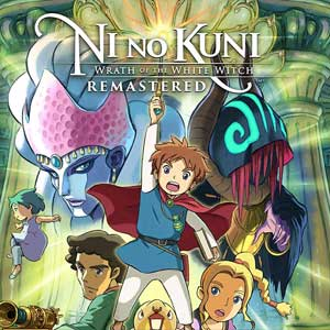 Comprar Ni no Kuni Wrath of the White Witch Remastered CD Key Comparar Preços