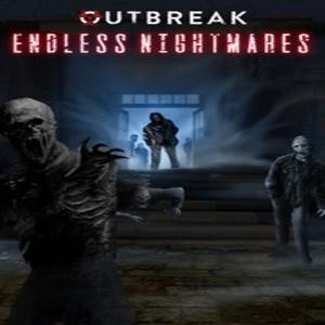Comprar Outbreak Endless Nightmares Xbox One Barato Comparar Preços