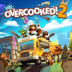 Comprar Overcooked 2 PS4 Comparar Preços