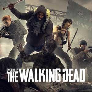 Comprar OVERKILL's The Walking Dead CD Key Comparar Preços