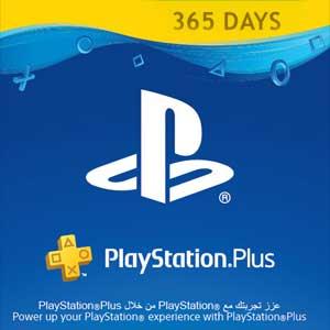 Playstation Plus 365 Dias PSN