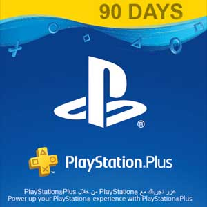 Playstation Plus 90 Dias PSN