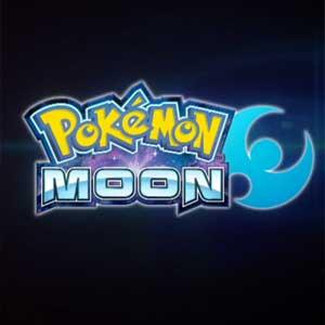 Comprar código download Pokemon Moon Nintendo 3DS Comparar Preços