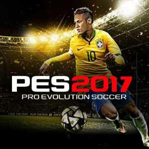 Comprar Pro Evolution Soccer 2017 CD Key Comparar Preços
