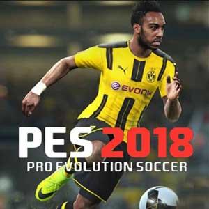 Comprar Pro Evolution Soccer 2018 CD Key Comparar Preços