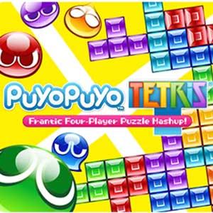 Comprar Puyo Puyo Tetris CD Key Comparar Preços