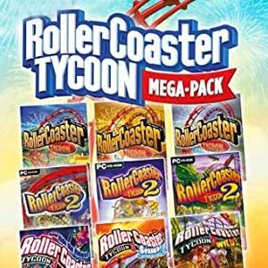 c2df91d41 Comprar CD Key Rollercoaster Tycoon Mega Pack Comparar os preços ...