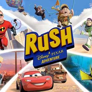 Comprar RUSH A Disney PIXAR Adventure CD Key Comparar Preços