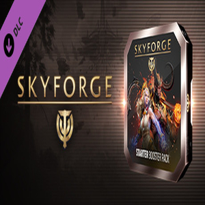 Comprar Skyforge Starter Booster Pack CD Key Comparar Preços