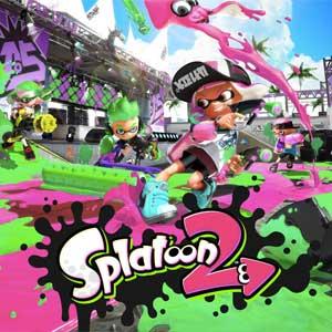 Comprar Splatoon 2 Nintendo Switch barato Comparar Preços