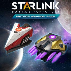 Comprar Starlink Battle for Atlas Meteor Weapon Pack Xbox One Barato Comparar Preços