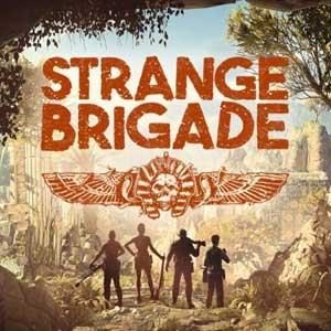 Comprar Strange Brigade PS4 Comparar Preços