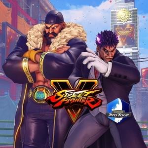 Street Fighter 5 Capcom Pro Tour 2019 Premier Pass