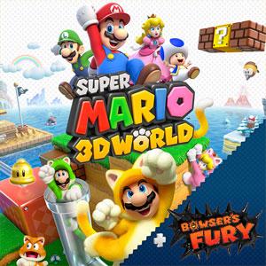 Comprar Super Mario 3D World + Bowser's Fury Nintendo Switch barato Comparar Preços