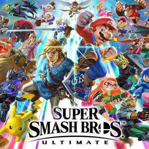 Comprar Super Smash Bros Ultimate Fighters Pass Nintendo Switch barato Comparar Preços