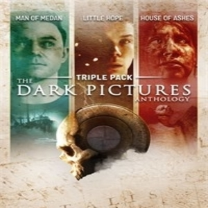 Comprar The Dark Pictures Anthology Triple Pack Xbox One Barato Comparar Preços