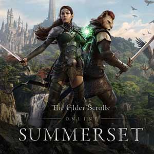 Comprar The Elder Scrolls Online Summerset CD Key Comparar Preços