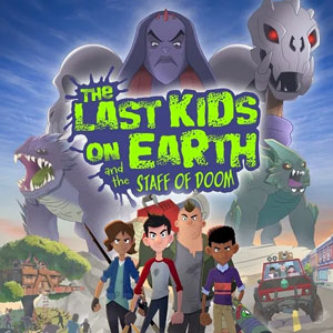 Comprar The Last Kids on Earth and the Staff of Doom Nintendo Switch barato Comparar Preços