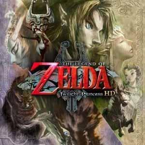 Comprar código download The Legend of Zelda Twilight Princess HD Nintendo Wii U Comparar Preços