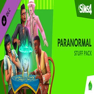 Comprar The Sims 4 Paranormal Stuff Pack CD Key Comparar Preços