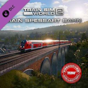 Train Sim World 2 Main Spessart Bahn Aschaffenburg-Gemünden