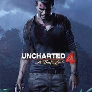 Comprar Uncharted 4 A Thiefs End PS4 Codigo Comparar Preços