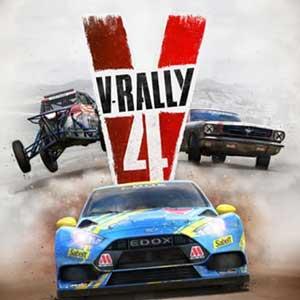 Comprar V-Rally 4 CD Key Comparar Preços