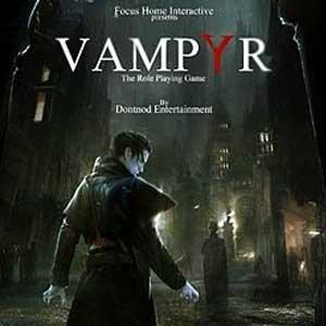 Comprar Vampyr CD Key Comparar Preços