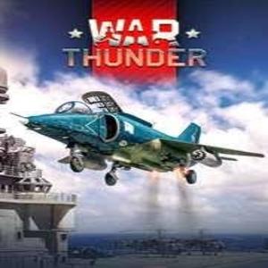 War Thunder Yak 38