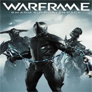 Warframe Deimos Hive Supporter Pack