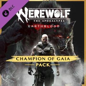 Werewolf The Apocalypse Earthblood Champion of Gaia Pack
