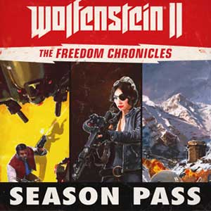 Comprar Wolfenstein 2 Freedom Chronicles Season Pass CD Key Comparar Preços