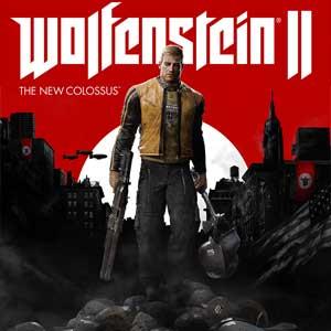Comprar Wolfenstein 2 The New Colossus CD Key Comparar Preços