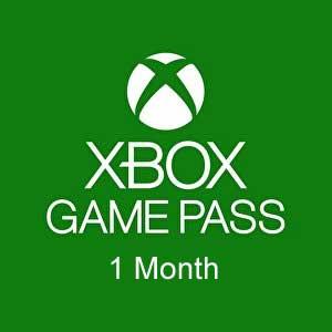 Comprar Xbox Game Pass 1 Mes Xbox One Código Comparar Preços