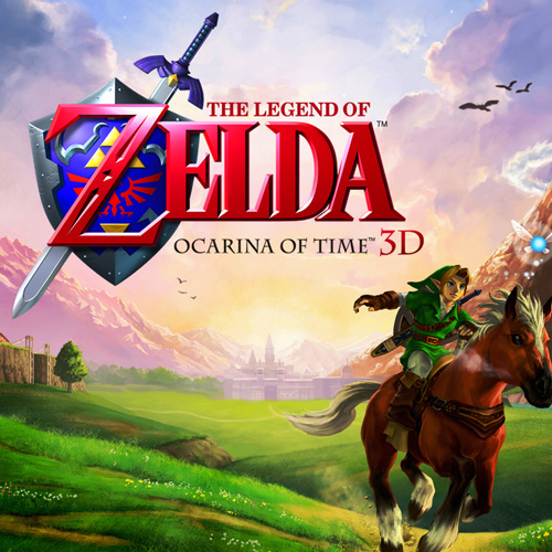 Zelda Ocarina of Time 3D